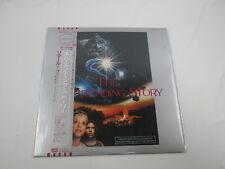 NEVER ENDING STORY OST EMS-91104 with OBI  Japan VINYL  LP