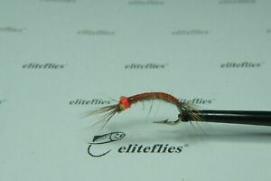 eliteflies 6 x Grafham Killer Shrimp flies fly fishing trout reservoir rutland