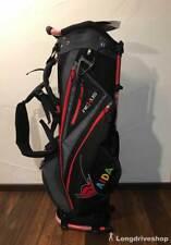 WILSON STAFF NEXUS Carry Bag AIDA Limited Edition BLACK / RED Golfbag