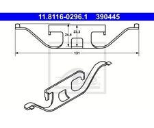 ATE Spring, brake caliper 11.8116-0296.1