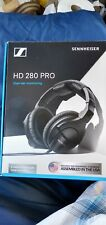 Sennheiser HD280PRO Headband Headphones - Black