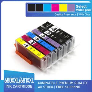 Compatible Ink PGI680XXL CLI681XXL for Canon TR8660 TS6160 TS6260 TS6360 TS9560