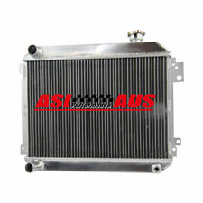 Aluminum 3 Row Radiator For 1979 1980 1981 1982 1983 Toyota Corolla AE71 AE72 MT