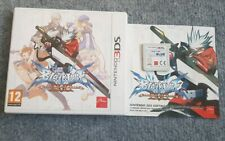 BlazBlue Continuum Shift II 2 for Nintendo 3DS 2DS Game Complete
