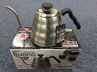 Hario V60 Buono Coffee Drip Kettle 1.2L VKB-120HSV VKB-120 MADE IN JAPAN