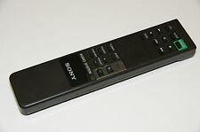 SONY RM-S6 Mando a distancia para amplificador