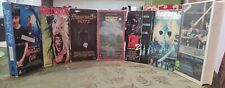 Rare Lot VHS Horror- Friday The 13th/Fright Night& More-* Cases Only/No Tapes