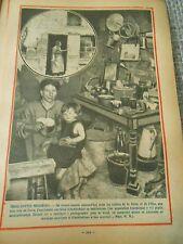 Troglodytes Modernes dans les vallées de la Seine et Oise Print 1932