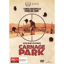 CARNAGE PARK-Ashley Bell-Region 4-New AND  Sealed
