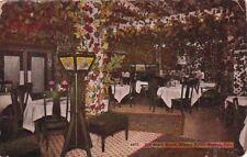 Postcard Arbor Room Albany Hotel Denver Co
