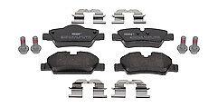 Ferodo Brake Pad Set For Mini F55 2013-2021