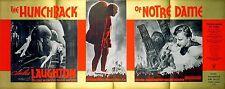 HUNCHBACK OF NOTRE DAME 1940 Charles Laughton Maureen O'Hara TRADE ADVERT
