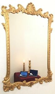 Royal Mirror with Natural Rubies & Emeralds