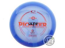 New Latitude 64 1st Run Opto Pioneer 169g Blue Red Foil Fairway Driver Golf Disc