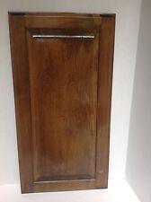 1 cabinet door Alder wood raised panel 5 piece used