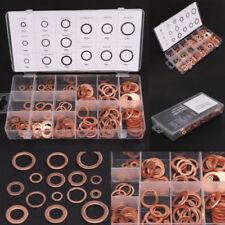 150-tlg. Sanitär-Dichtungssortiment Dichtring-Set Dichtungsringe Gummi-Dichtung
