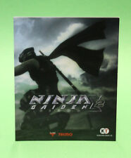 INSTRUCTION BOOKLET/MANUAL ONLY FOR NINJA GAIDEN 2 PS3 (NO GAME) 😎OZ SELLER😎 !
