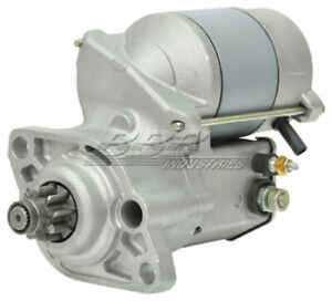 Remanufactured Starter  BBB Industries  17807