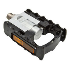 Mks FD-7 Folding Pedals Mks Folding Fd-7 Alloy 9/16 Bk