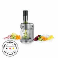 Severin elektrischer Spiral- & Gemüseschneider KM 3923 Gemüsehobel B-Ware