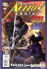 ACTION COMICS 895 January 2011 9.0-9.2 VF+/NM- DC COMICS - DAVID FINCH COVER!!!