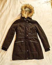 Damenjacke,Fishbone,Gr. XS,schwarz,Obermaterial 100% Baumwolle