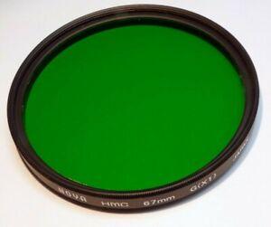 HOYA 67mm Filter Green G X1 HMC multi-Coated