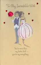 American Greetings Large Premium Valentine's Day Card for Wife