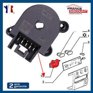 Commande Resistance Chauffage Ventilation Ducato Boxer Jumper 647534 1305589080