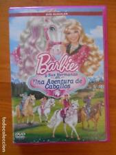 DVD BARBIE Y SUS HERMANAS EN UNA AVENTURA DE CABALLOS - EDICION DE ALQUILER (9O)