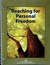 REACHING FOR PERSONAL FREEDOM--AL-ANON