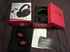 HyperX Cloud II - Gaming Headset, 7.1 Surround Sound, Memory Foam, and Adapter