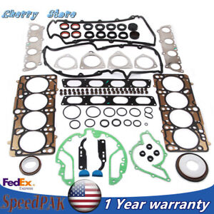Cylinder Head Gaskets /Seal Repair Kit Fit For VW Touareg Audi A6 A8 3.7L 4.2L