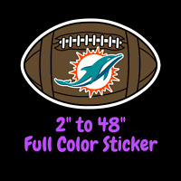 University of Miami Hurricanes Logo Corn Hole Board Decal 2 Decals