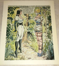 Adventures of Sweet Gwendoline  John Willie  First Edn 1974  Extra Illustrations
