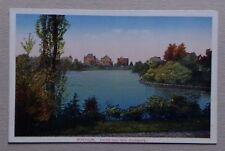 ET1126) CPA ALLEMAGNE DEUTSCHLAND GERMANY BOCHUM Partie aus dem Stadtpark