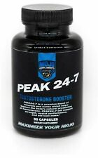 Peak24-7 Natural Testosterone Booster Increase Lean Muscle Strength Mass Libido
