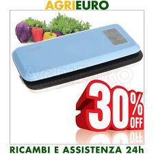 Macchina confezionatrice sottovuoto alimenti automatica Royal Food VS310B Blu