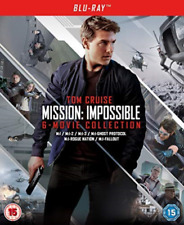 Mission Impossible The 6 Movie Collectio Blu-ray