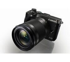 Canon EOS M6 24.2MP Digital Camera Black 18-150mm Lens US Warranty