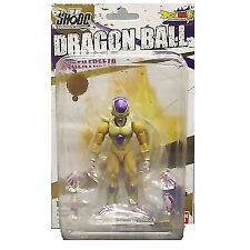 Bandai Shokugan Shodo Dragon Ball Z Super Gold / Golden Frieza Action Figure USA