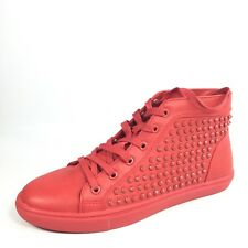 6b1ee621575 Steve Madden Levels Womens Size 11 B Red Fashion SNEAKERS