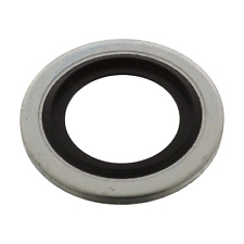 Oil Drain Plug Sealing Ring Fits Ford Peugeot 1007 106 205 206 206+ 2 Febi 24359