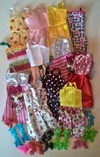 Barbie Steffi Sindy Liv Fashion Doll Dress Shoe Bundle 20 Items Lot 1
