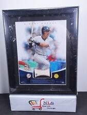 2005 Upper Deck Hideki Matsui Framed Game Used Ball Piece Mets #38/50 Yankees