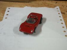 custom resin cast Dino Ferrari HO scale slot car with a Jag Hobbies TR-3 chassis