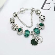 Genuine Sale,Disney My Little Mermaid Princess Ariel Charm Bracelet Size 16cm
