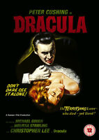 Dracula DVD (2015) Christopher Lee, Fisher (DIR) cert 12 ***NEW*** Amazing Value