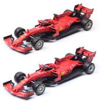 1:43 F1 Ferrari SF90 SF71H 2019 Sebastian Vettel Kimi Raikkon diecast model car