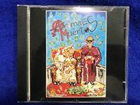ANIMALES MUERTOS CD DOSPI NATXO DAVID ESKUPITAJO  PUNK ROCK 1995 MUY RARO UNICO